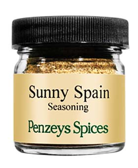 Sunny Spain Seasoning
